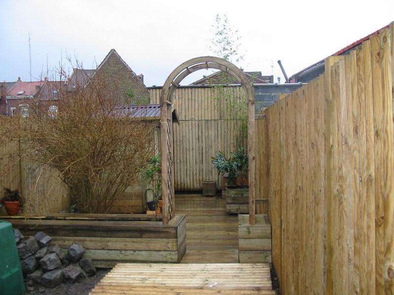 Terrasses bois selosse s bastien leers for Entretien jardin wasquehal